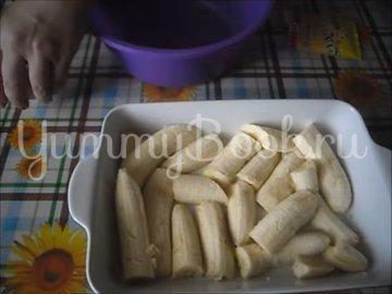 Банановая запеканка с йогуртом  - шаг 3