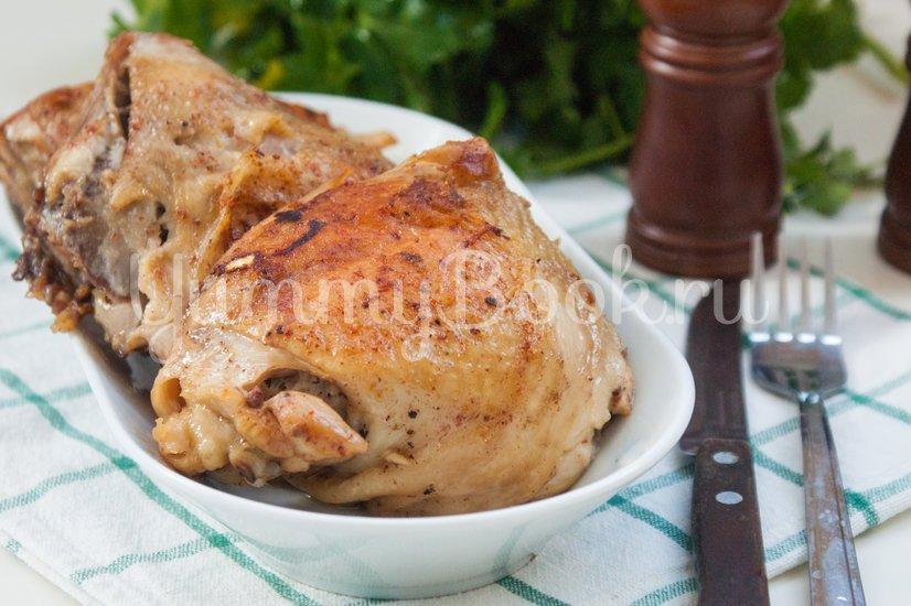 Куриные бёдра запечённые в мультиварке - шаг 6
