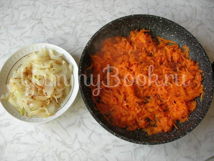 Рыбная запеканка с рисом и сыром - шаг 2