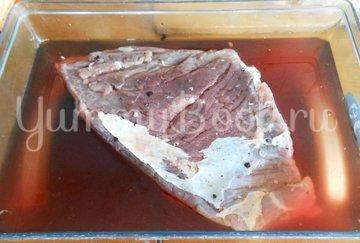 Говядина с сухофруктами, запечённая в фольге - шаг 3
