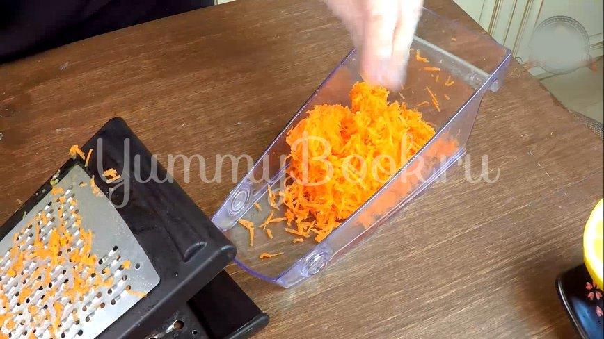 Скумбрия запеченная в духовке с овощами - шаг 5