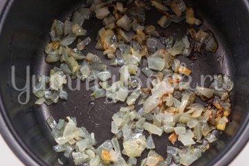 Рис с кабачками и баклажанами в мультиварке - шаг 1