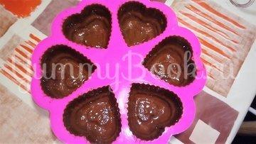 Творожной десерт с клубникой на 14 февраля - шаг 1