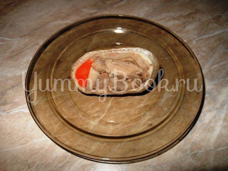 Свиная рулька для завтрака - шаг 9