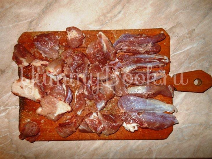 Свиная рулька для завтрака - шаг 2