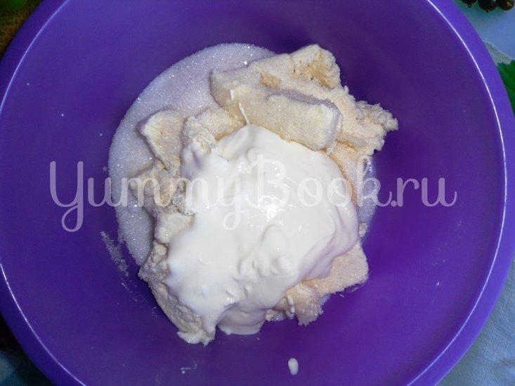 Нежный творожно-сметанный десерт  - шаг 3