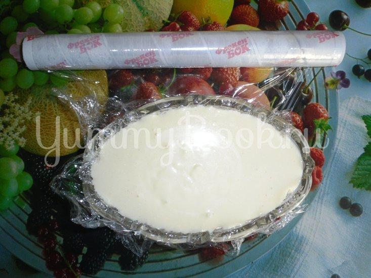 Нежный творожно-сметанный десерт  - шаг 4