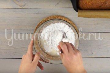Ароматный лимонный кекс - шаг 4