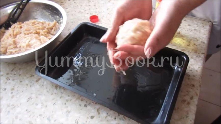 Куриные шарики с сыром - шаг 2
