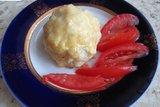 Куриные шарики с сыром