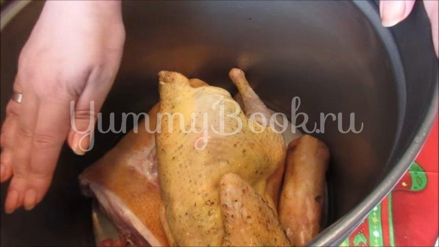 Домашний холодец со свининой и петухом - шаг 2