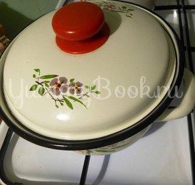 Скумбрия в маринаде из чернослива и чая - шаг 5