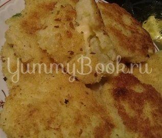 Картофельные зразы (котлетки) с сыром - шаг 1