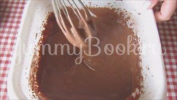 Шоколадные кексы с творогом - шаг 4