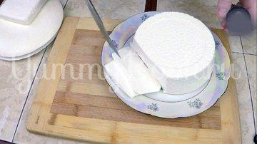 Домашний сыр брынза - шаг 12