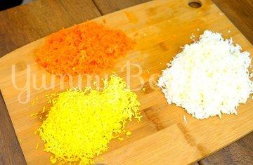 Блинчики со шпинатом и начинкой из сельди - шаг 5