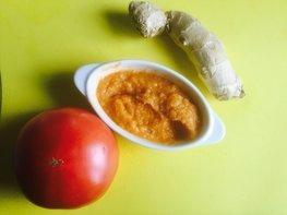 Индийский соус чол-массала