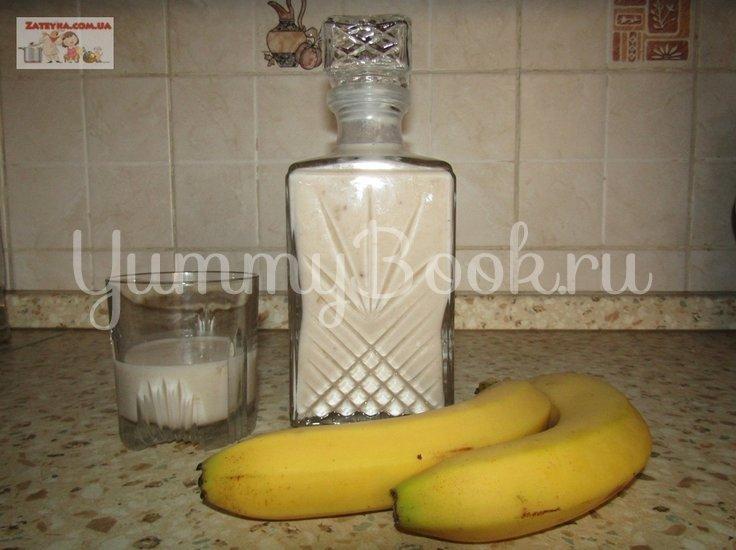 Банановый ликёр - шаг 9