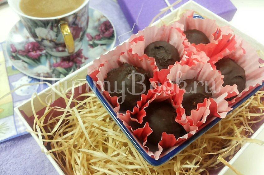 Кокосово - миндальные конфеты