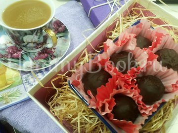 Кокосово - миндальные конфеты - шаг 8