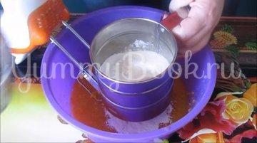 Постные апельсиновые кексы  - шаг 3