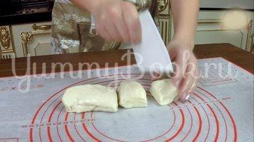 Беляши с мясом на кефире - шаг 7