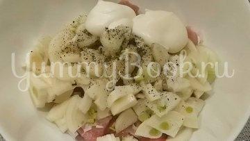 Картошка с мясом в духовке - шаг 3