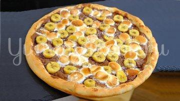 Сладкая пицца - шаг 7