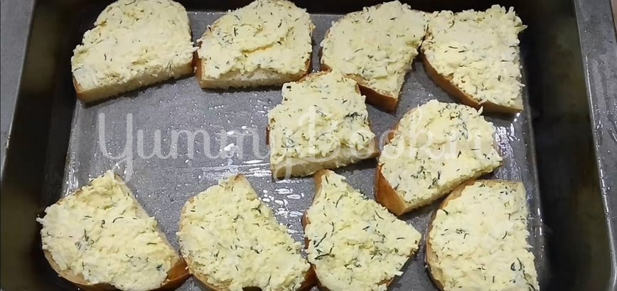 Горячие бутерброды с сыром и яйцом - шаг 6