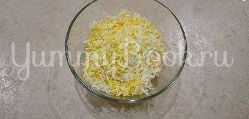 Горячие бутерброды с сыром и яйцом - шаг 2