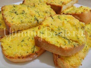Горячие бутерброды с сыром и яйцом - шаг 7