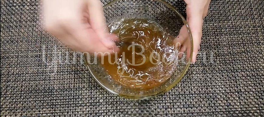Постный шоколадный кекс на воде - шаг 2