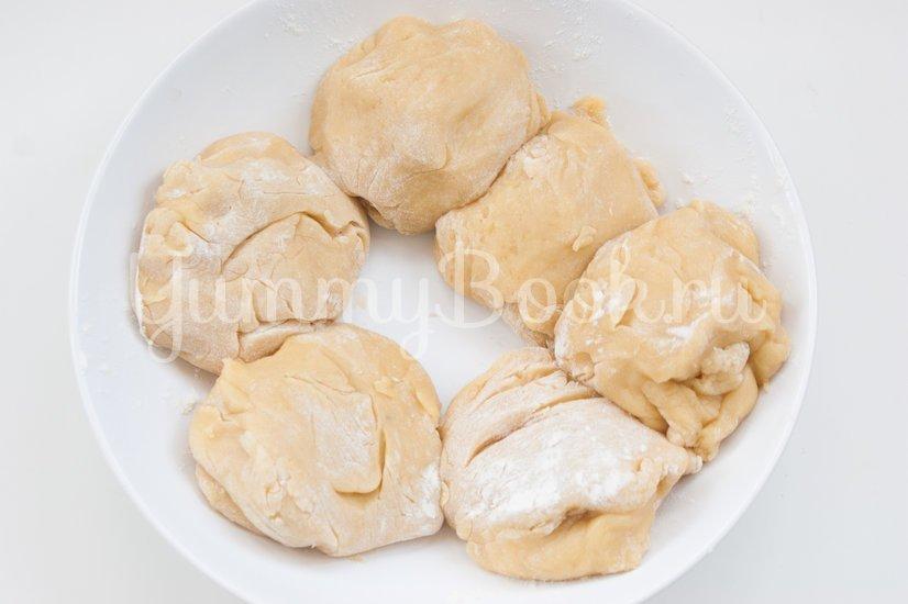 """Торт """"Медный всадник"""" - шаг 5"""