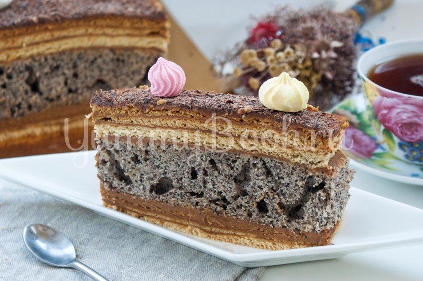 """Торт """"Медный всадник"""""""