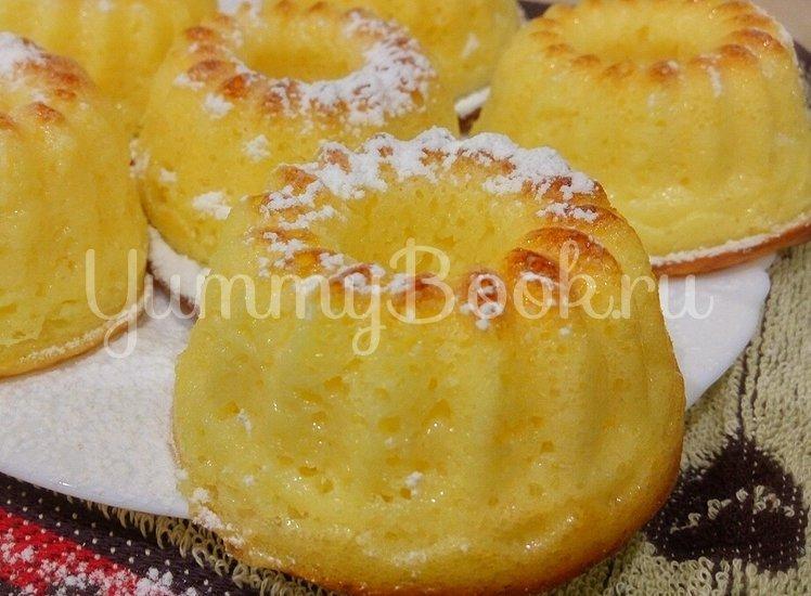 Сырники в духовке с манкой - шаг 5