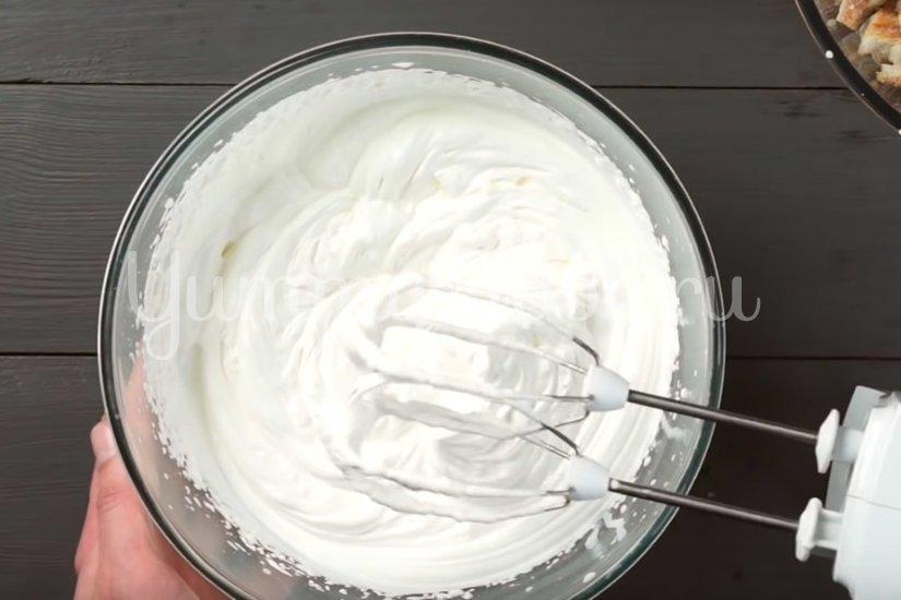 Торт из 3-х ингредиентов без выпечки - шаг 2