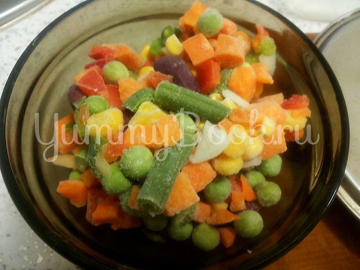 Грибной суп с овощами - шаг 3