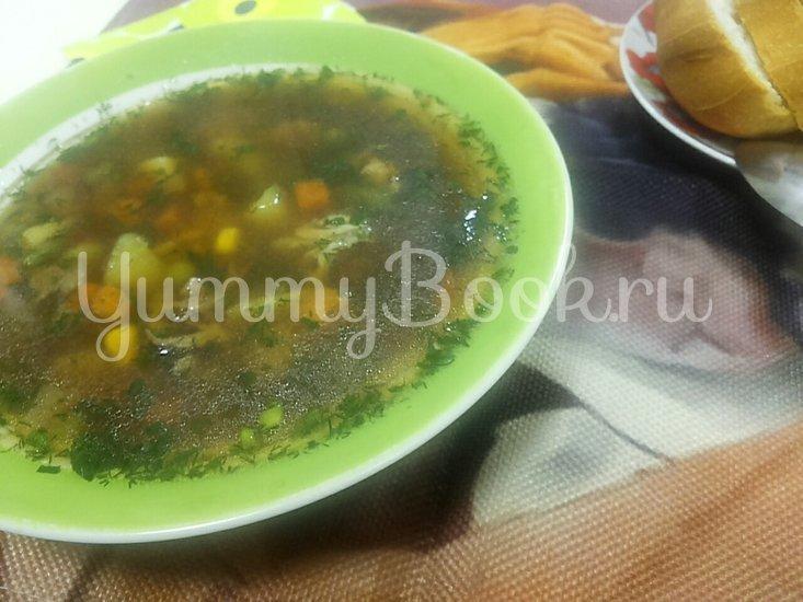Грибной суп с овощами - шаг 5
