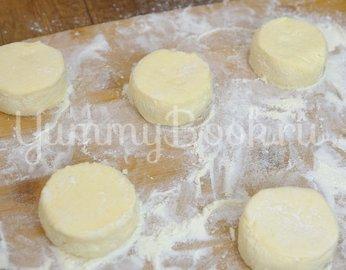 Сырники творожные - шаг 4