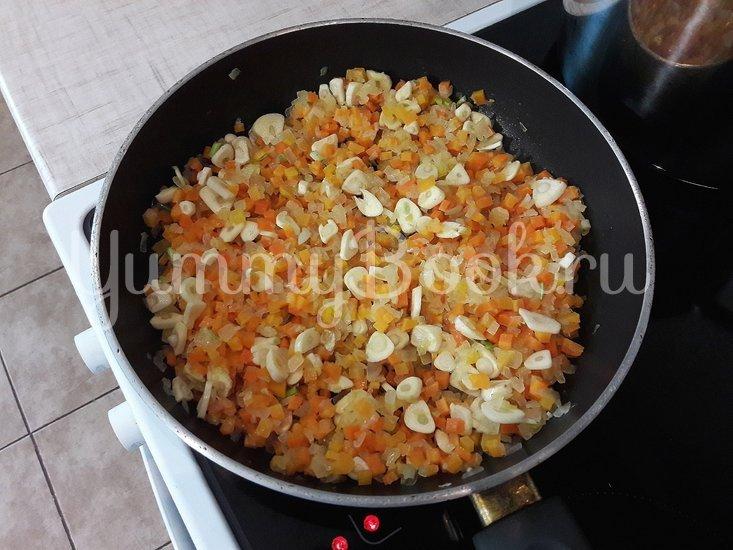 Суп с фасолью и копчёной курицей - шаг 5