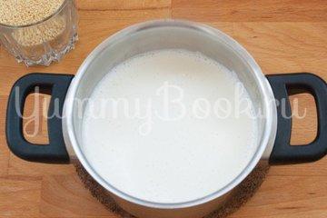 Кускус на молоке - шаг 2