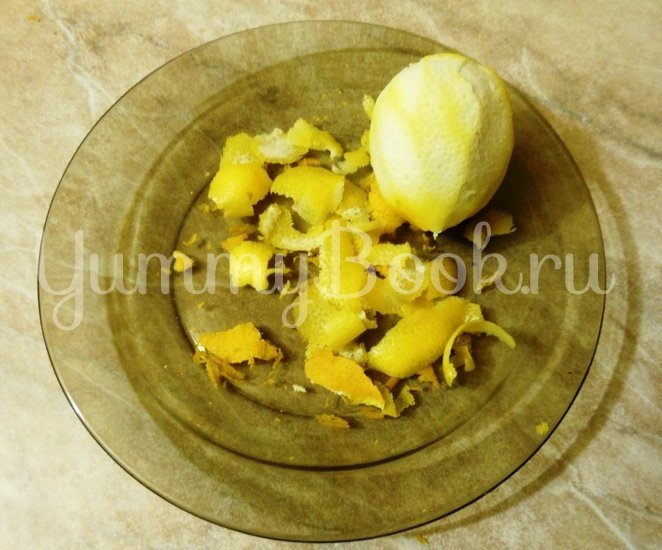 Водка лимонная - шаг 3