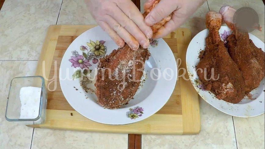 Сыровяленое мясо индейки - шаг 7