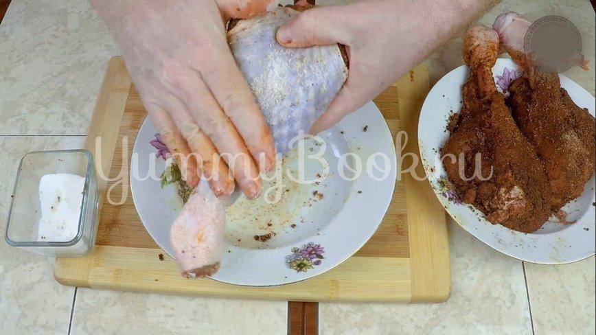 Сыровяленое мясо индейки - шаг 8