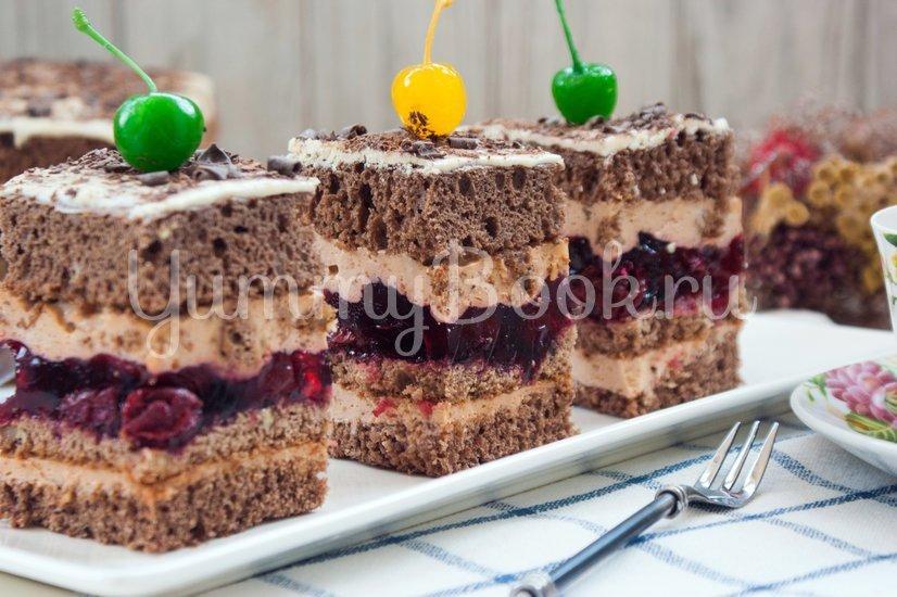 "Торт ""Тюльпан"" - шаг 21"