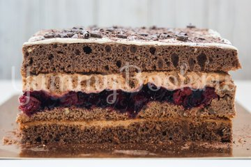 "Торт ""Тюльпан"" - шаг 20"