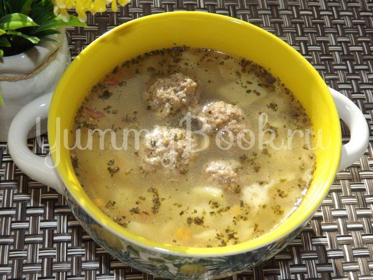 Суп со звездочками, как в детстве - шаг 6