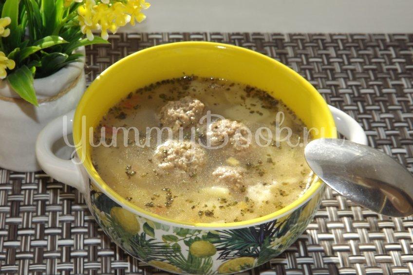 Суп со звездочками, как в детстве