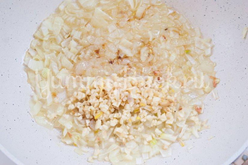 Сливочно-ореховый соус - шаг 2