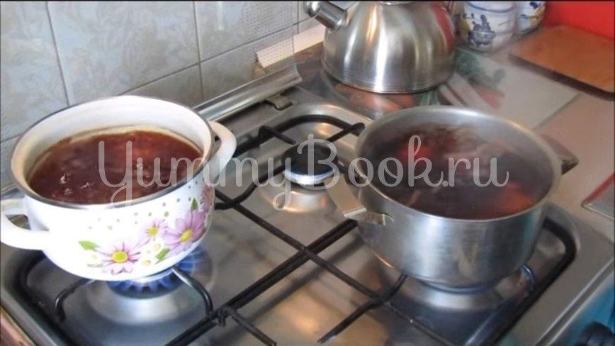 Мраморные и малахитовые яйца к Пасхе - шаг 3